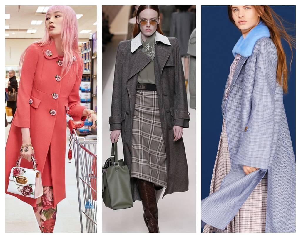 Мода весна 2019